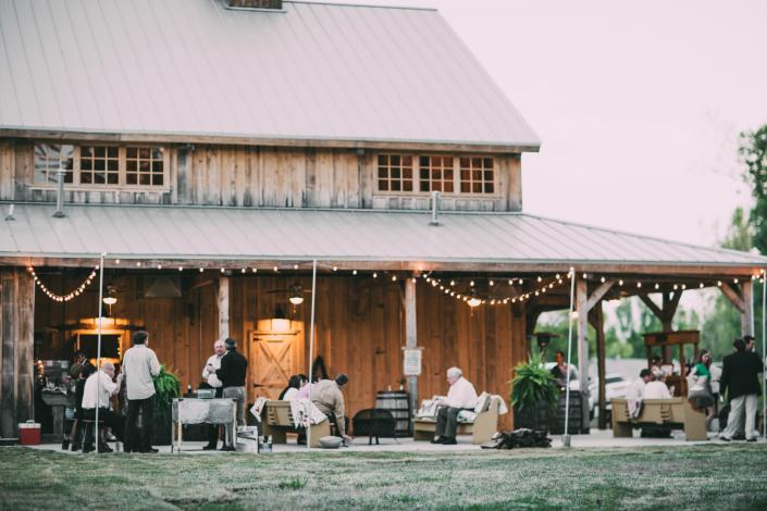[Image: The Silos has the best outdoor venue in Northeast Arkansas for dancing, socializing, and making memories. ]
