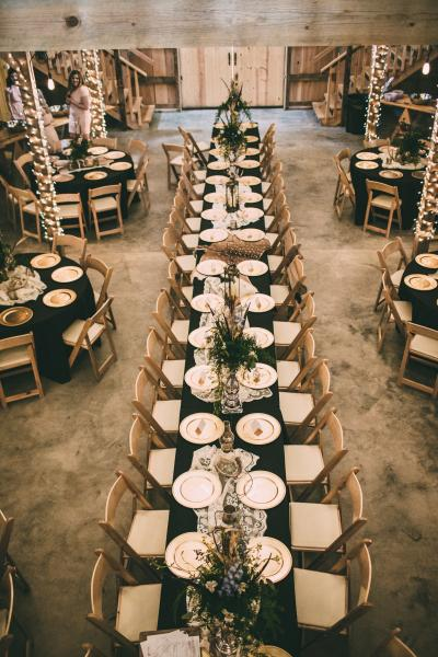 [Image: Host the prefect reception for your dream wedding, here at The Silos. ]